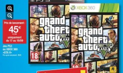 jeu video gta 5 ps3