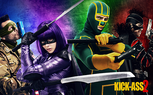 Le Film Kick ASS 2