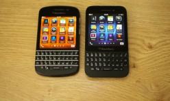 Les Blackberry Q5