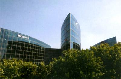 locaux de Microsoft