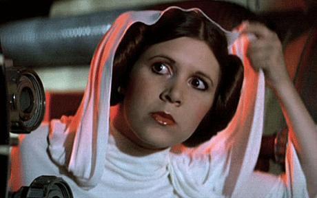 princesse Leia Stars wars