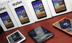 smartphone evi wallet
