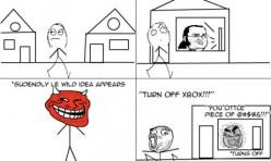 tweet les plus trolls sur Xbox One