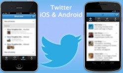 twitter ios android