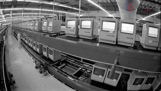 usine Mac aux USA
