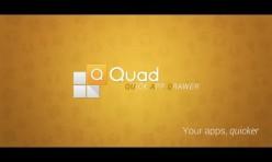 Application Quad Drawer