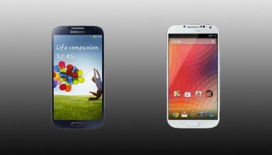 Galaxy S4 Google édition