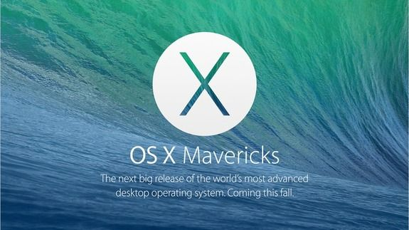 OS X Mavericks Apple