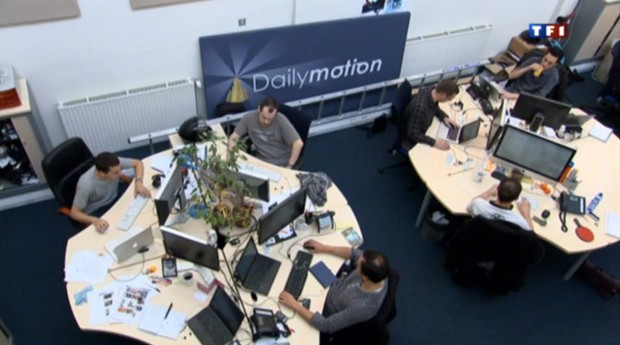 Orange investi dans Dailymotion