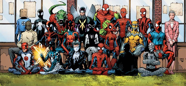 costumes de spiderman