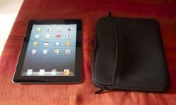 iPad3 avec houche Néoprène