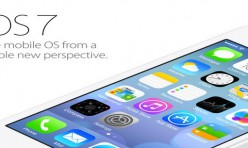 ios 7 d'Apple