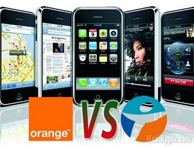 plainte d'orange contre 4G Bouygues Telecom