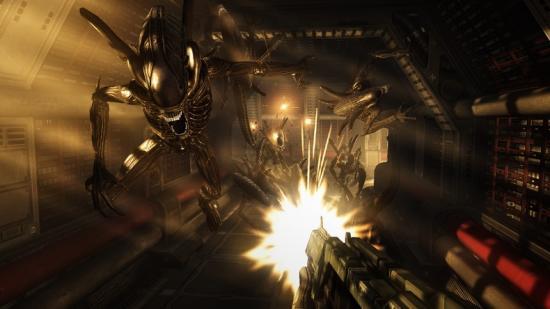 video d'Aliens